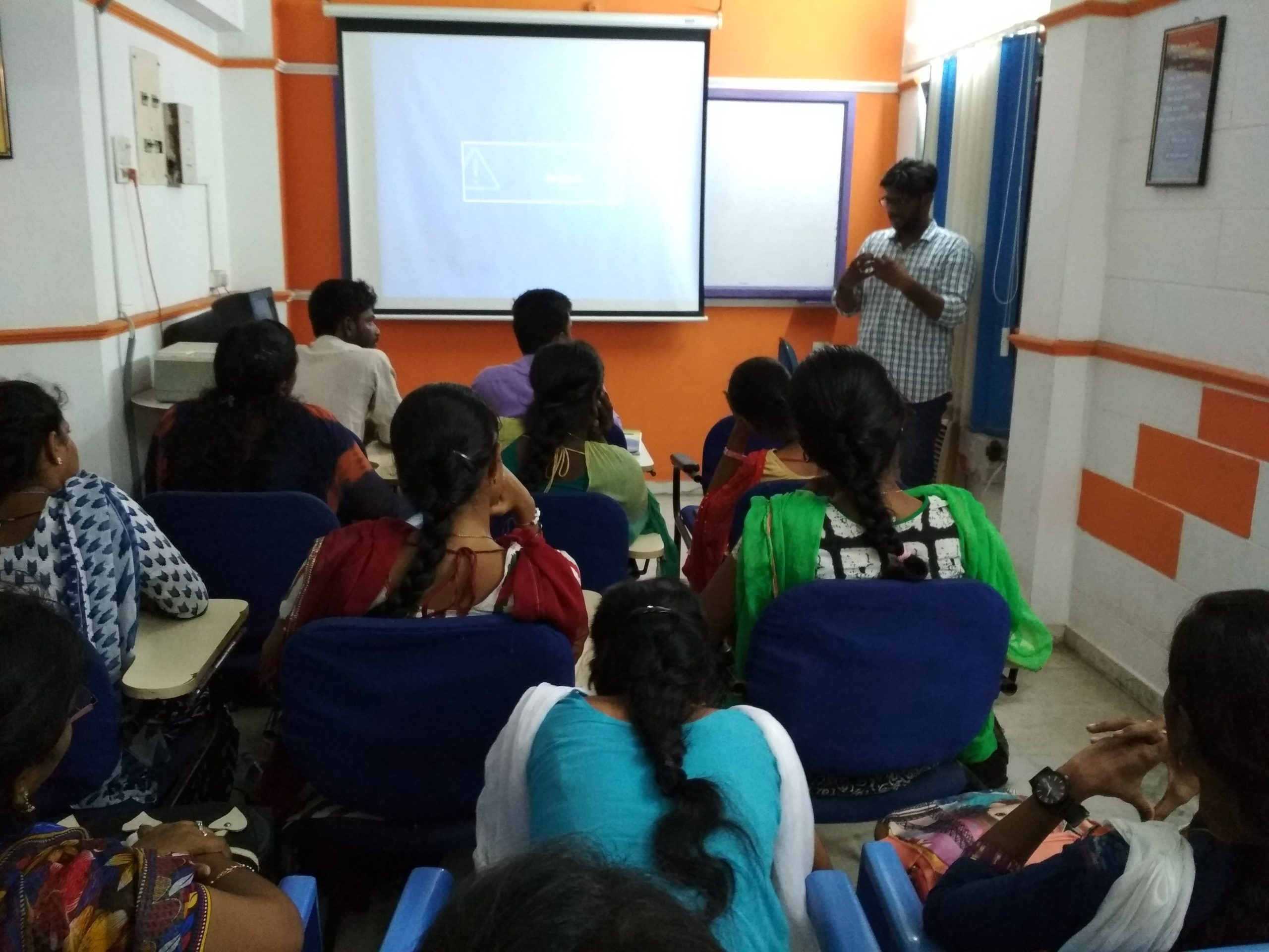 Web designing workshop